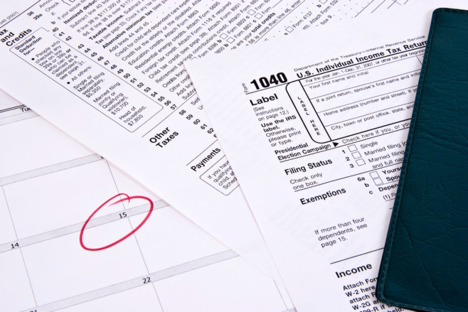 Important Reminders Before Filing Your Tax Returns this April 15